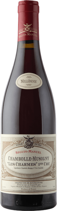 "Chambolle-Musigny ""les Charmes"" 1er Cru"